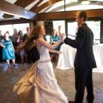 First dance as Mr & Mrs Spainhower